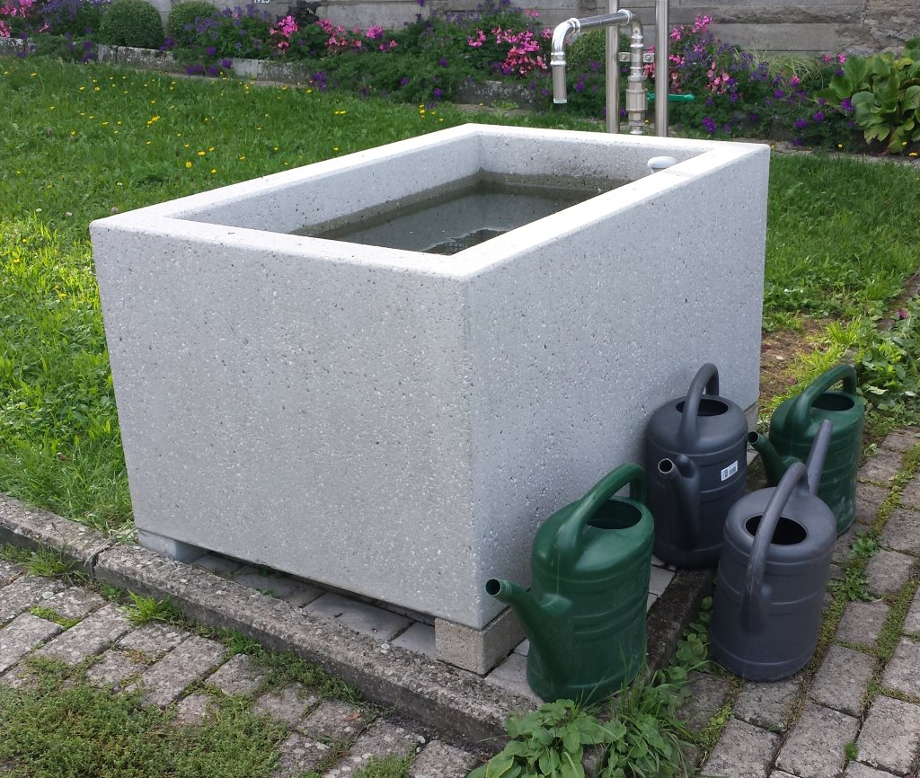 download wasserbecken selber bauen | lawcyber, Gartenarbeit ideen