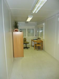 Büro/Aufenthaltsraum